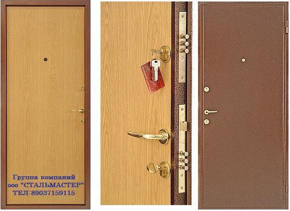 изготовление металлических дверей и решеток в одинцово