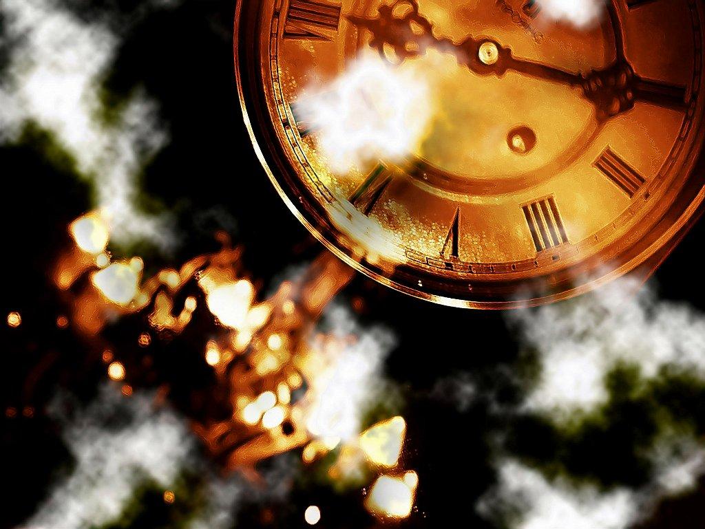 Статусы про быстро летит время