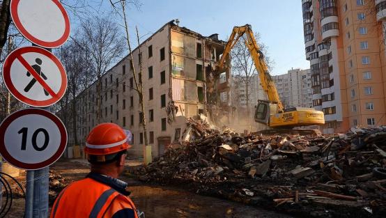 Аварийные дома в Пушкино