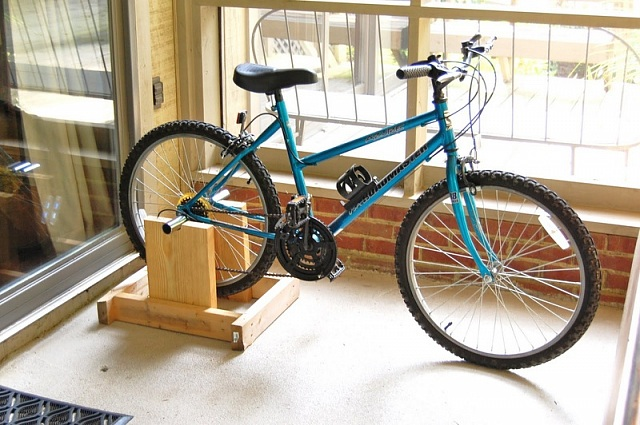 Как сделать в домашних условиях велосипед на мопеде