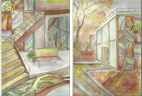 картинки рисунки школа моей мечты