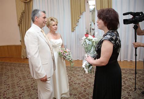 Серебряные свадьбы негаснущий костер