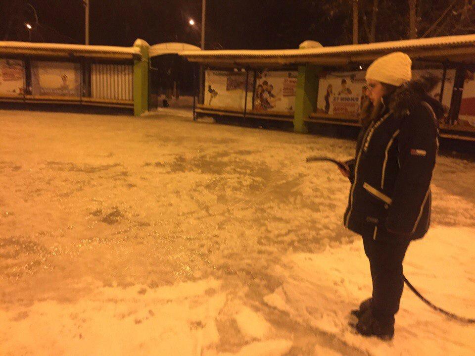 пушкино хоккей