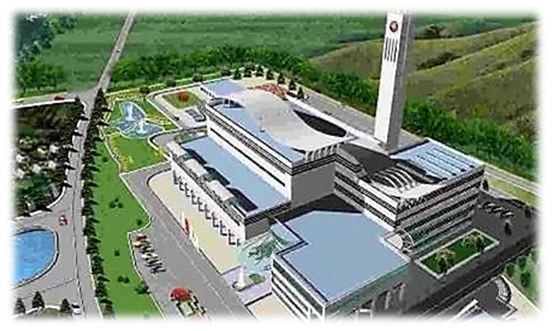 Мусороперерабатывающий завод питатель п 804 технические характеристики